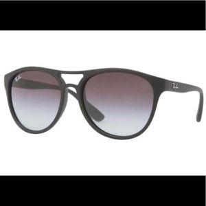 Ray-Ban 4170 Brad Black Rubber Sunglasses
